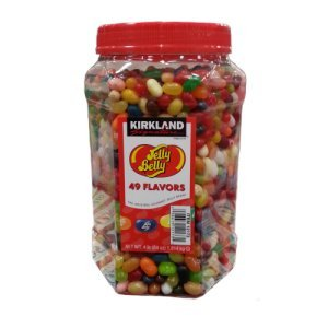 Jelly Belly Gourmet Jelly Beans 4 Lbs