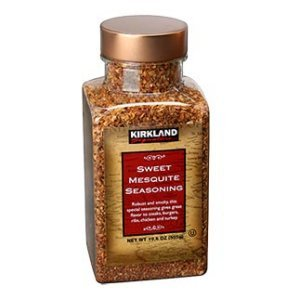 Kirkland Signature Sweet Mesquite Seasoning 19.6 oz