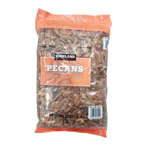 Kirkland Signature Pecan Halves 2 Lb Bag