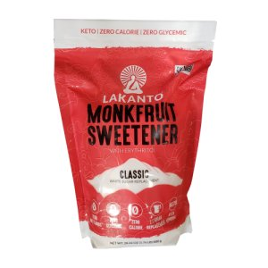 Lakanto Monkfruit Sweetner 28 oz Bag