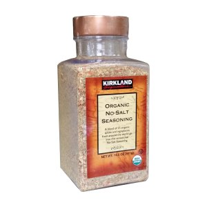 Kirkland Signature No Salt Organic Seasoning 14.5 oz