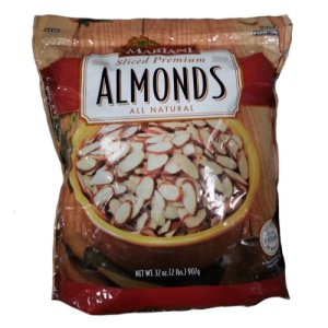 Mariani Sliced Premium Almonds 2 Lbs